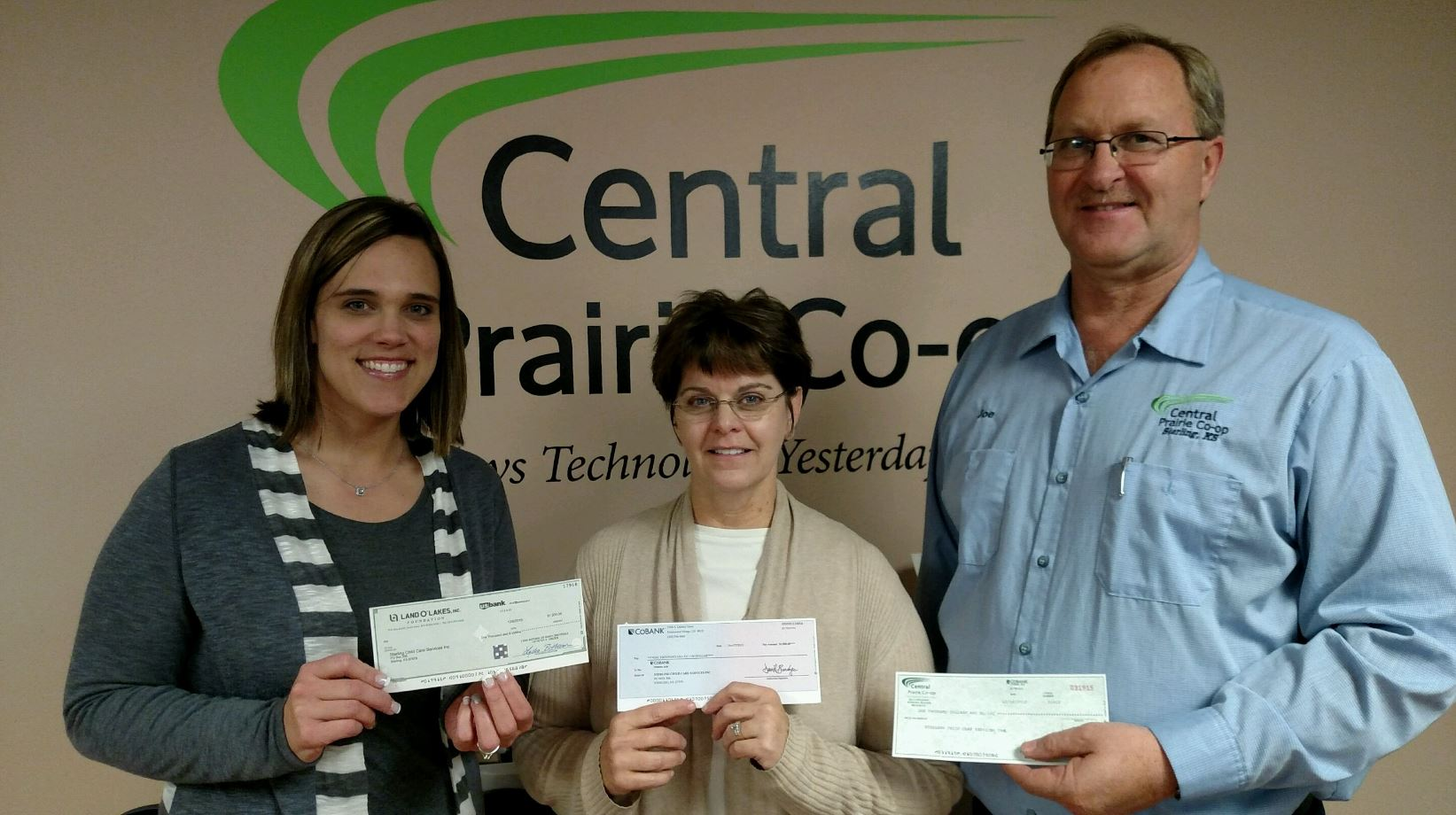 Central Prairie Co Op Matches Funds For Kids After School Program