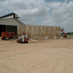 Sterling Hub Fertilizer Shed