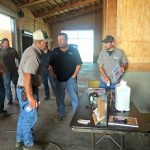 Sterling Hub Fertilizer Shed - Grand Opening